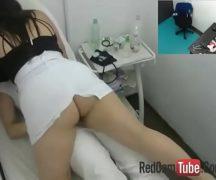 Medica safada transando com seu paciente acabou no xvideos